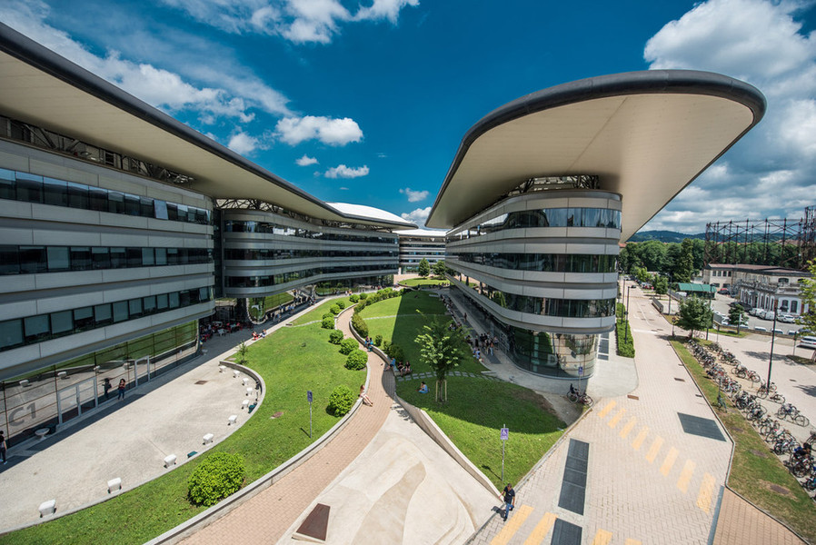 این هم دانشگاه من در ایتالیا