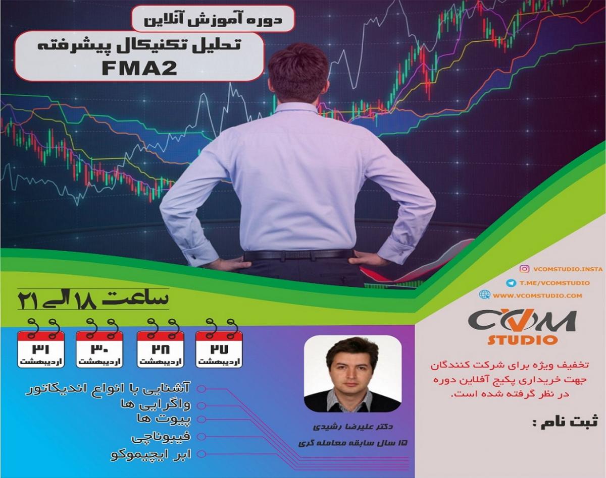 وبینار تخصصی مهارت های معامله گری در بورس ایران - تحلیل تکنیکال پیشرفته