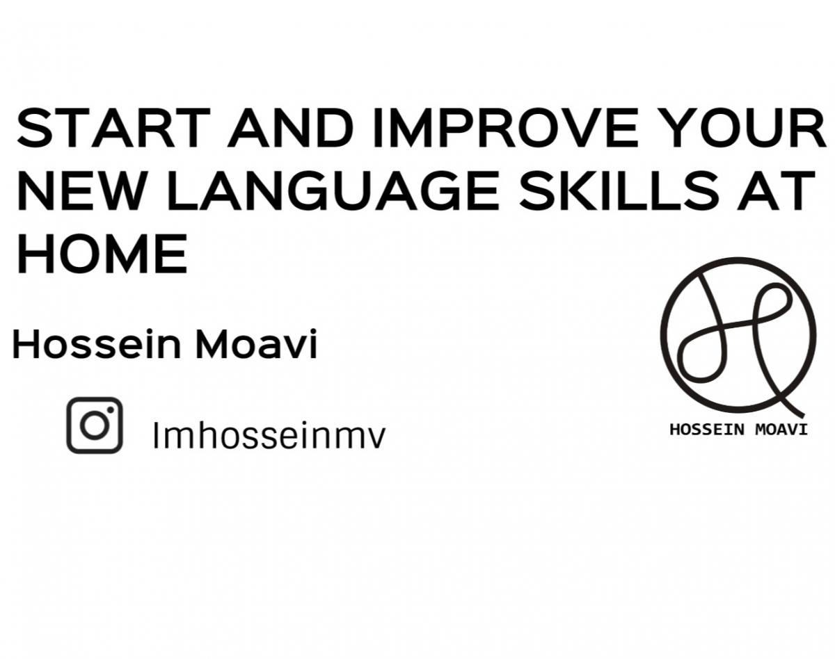 وبینار چگونگی شروع و تقویت زبان انگلیسی در منزل
