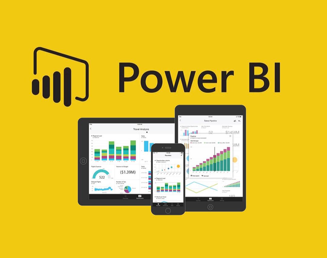 وبینار داشبورد سازی با Power BI