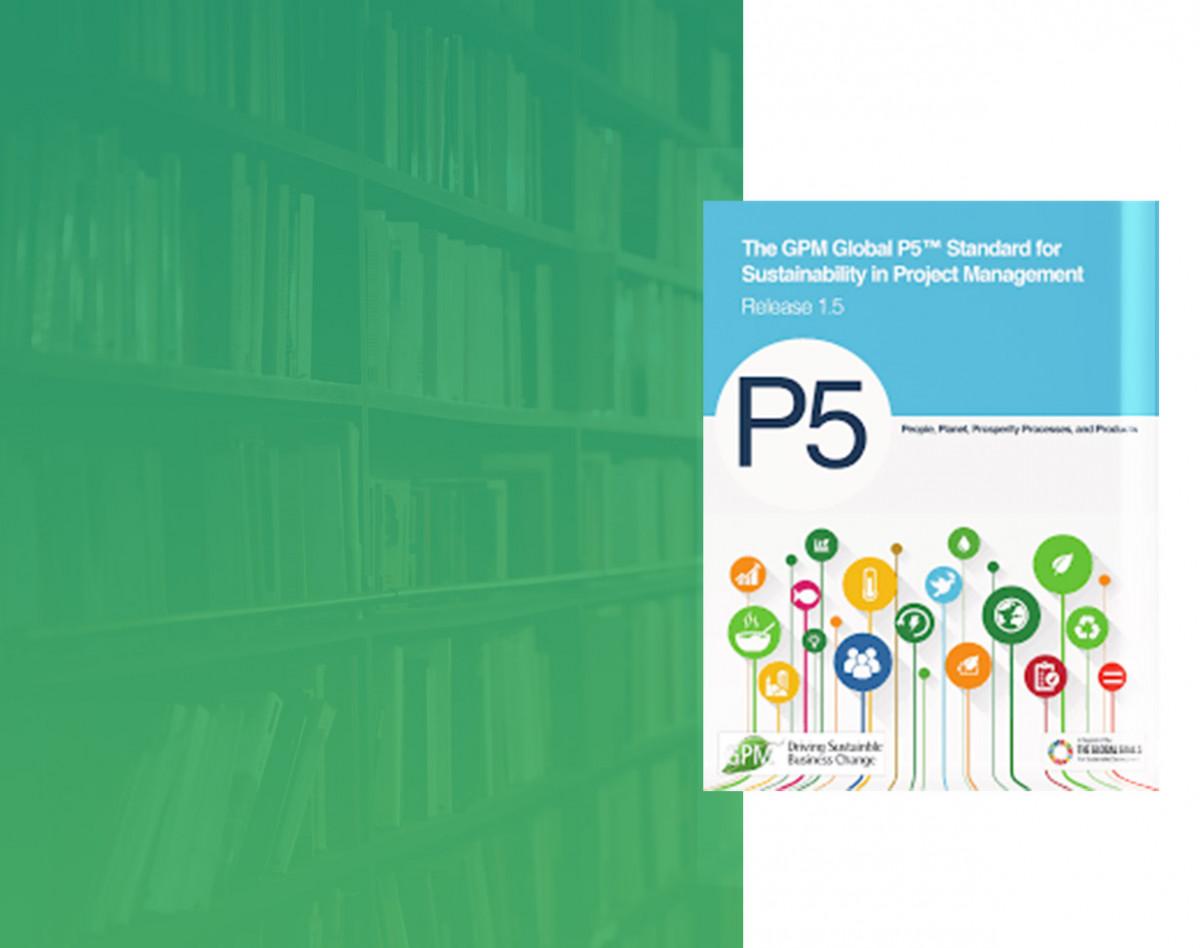 وبینار استاندارد مدیریت پایداری پروژه- P5