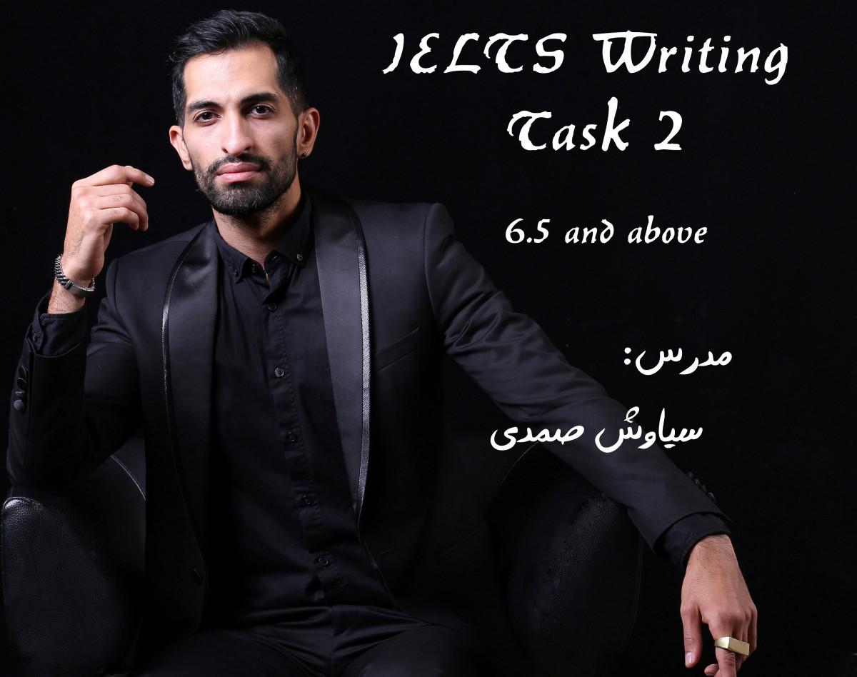 وبینار IELTS Writing Task 2