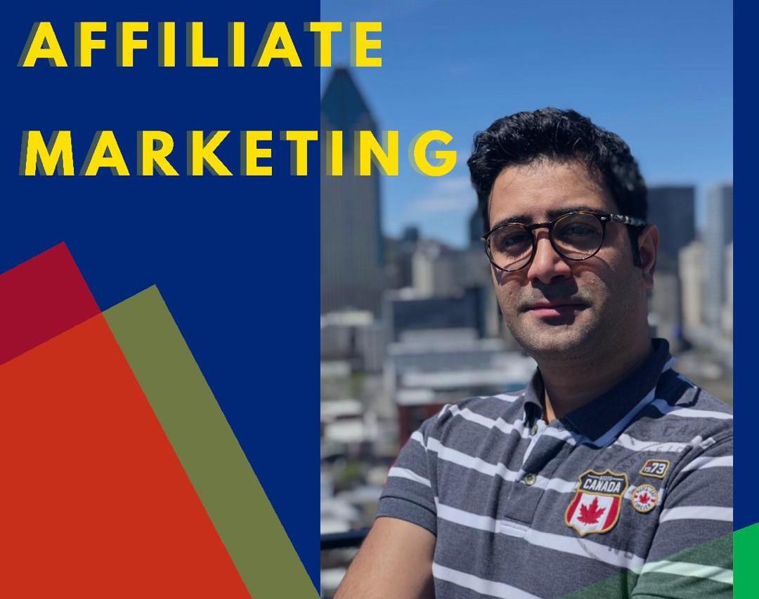 وبینار Affiliate Marketing & Clickfunnels