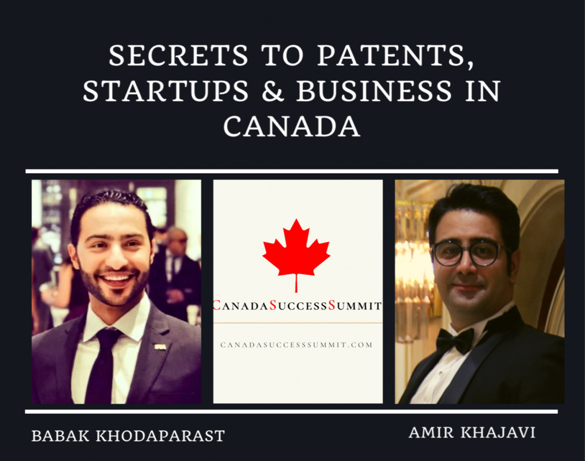 Secrets to Patents ,  STARTUPS & BUSINESS in CANADA