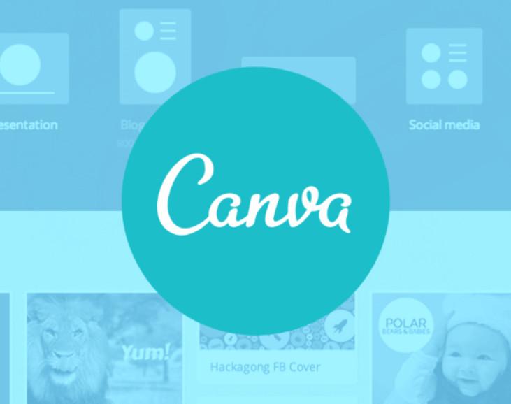 وبینار آموزش نرم افزار Canva برای اینستاگرام