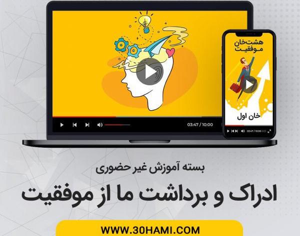وبینار هشت خان موفقیت - خان اول