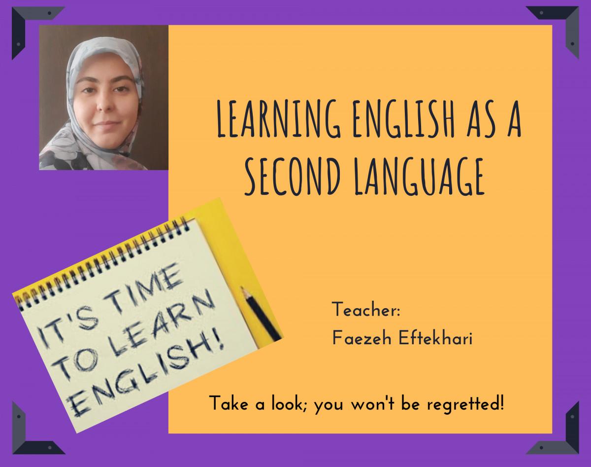 وبینار یادگیری زبان انگلیسی