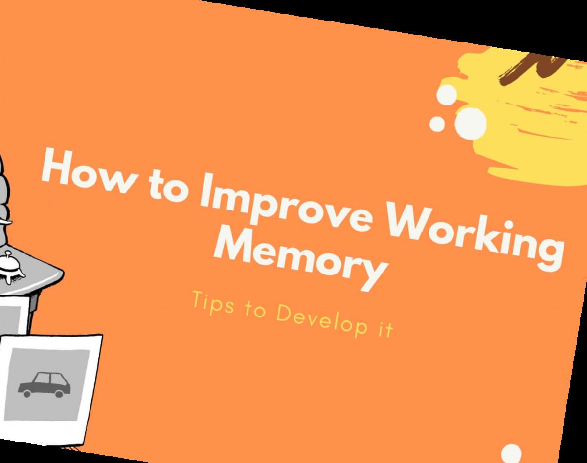 وبینار تقویت حافظه کاری