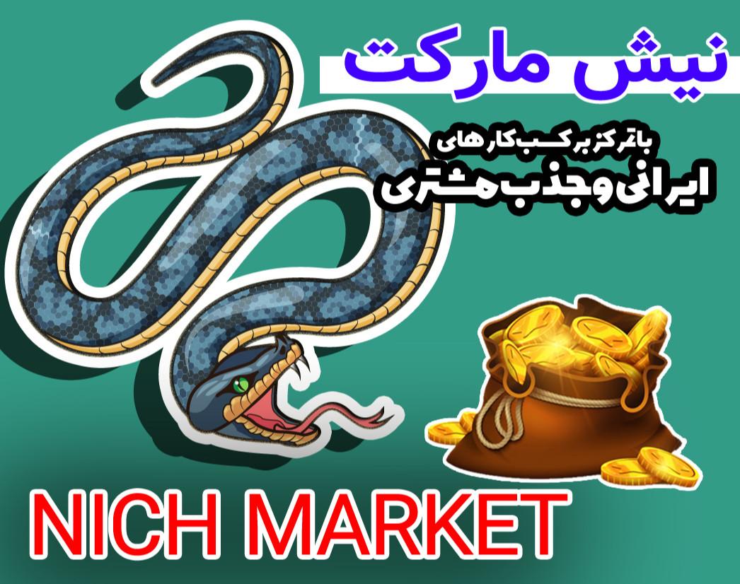 وبینار nichemarket (نیچ مارکتینگ)
